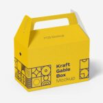 Printed Party Boxes